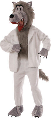 Wolf In Sheep's Clothing Costume Headpiece Halloween Dress Up Forum Novelties](Sheep Costume Halloween)