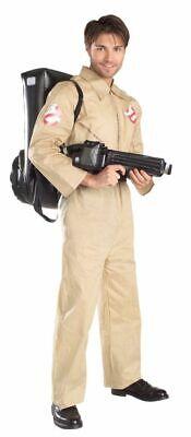 Ghostbuster Erwachsene Herren Overall Kostüm Aufblasbar Rucksack - Ghostbuster Kostüm Herren