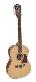 Richwood RT17E acoustic guitar, backpacker model 58mm scale NEW (Local Pickup Only )