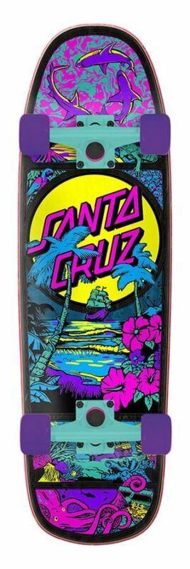 Santa Cruz - 9.51in x 32.26in  Time Warp Cruiser Skateboard