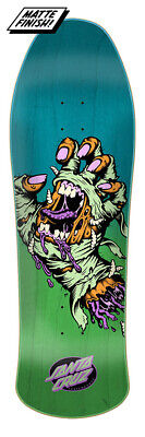Santa Cruz Mummy Hand Preissue Old School Shaped 10 x 31.75 Skateboard Deck