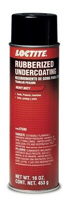 Rubberized Undercoating 16oz Can LOCTITE 502908