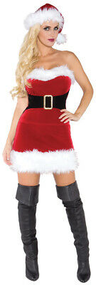 Geliebte Claus Erwachsene Damen Kostüm Sexy Weihnachten Mrs - Sexy Rot Erwachsene Kostüme