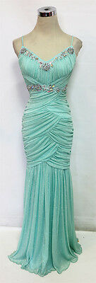 CITY TRIANGLES MINT Formal Prom Party Gown 11 -$145 NWT