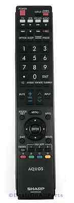 Genuine Sharp Remote Control Lc52le832u Lc60le632u Lc60le...