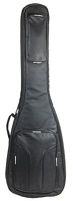 Deluxe Padded Bass Gig Bag with Backpack (Deluxe Bass Gig Bag)