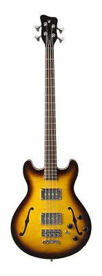 - Warwick Guitars, GPS StarBass Vintage SBT w/ Bag, GPS190468PPFMTFR-U, Brand NEW