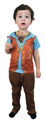 Hairy Chest Youth Large Child Boys Costume (Hairy Boys)