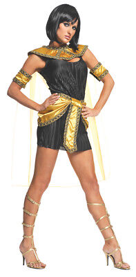 Nile Princess Adult Womens Costume Roman Egyptian Medieval Mini Dress Halloween](Roman Princess Halloween Costume)