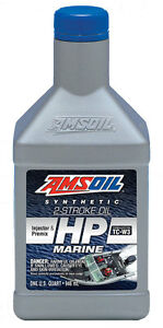HP Marine Synthetic 2-Stroke Oil