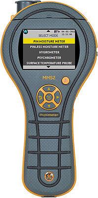 Protimeter Mms2 Moisture Measurement System - Hygrometer Damp Meter - Bld8800