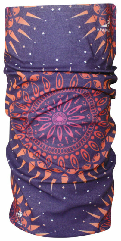 Headsweats Ultra Band Multi-Purpose Headband - Full, Purple Haze, One Size