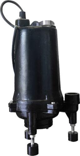 """Champion Grinder Pump - 1HP - 115V - 2"""" Discharge"""