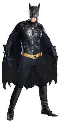 �t Batman Cosplay Halloween Kostüm Kleid Outfit (Qualität Batman-kostüm)