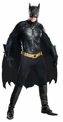 BATMAN GRAND HERITAGE Dark Knight Superhero Rubie's Halloween Theater - Batman Theater Kostüm