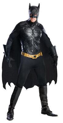 BATMAN Grand Heritage Men's Halloween Dark Knight Movie Theater Costumes S, M, - Batman Theater Kostüm