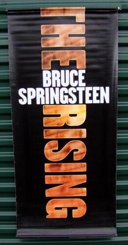 Bruce Springsteen - The Rising - Promo 21 x 47 Vinyl Banner Poster - RARE