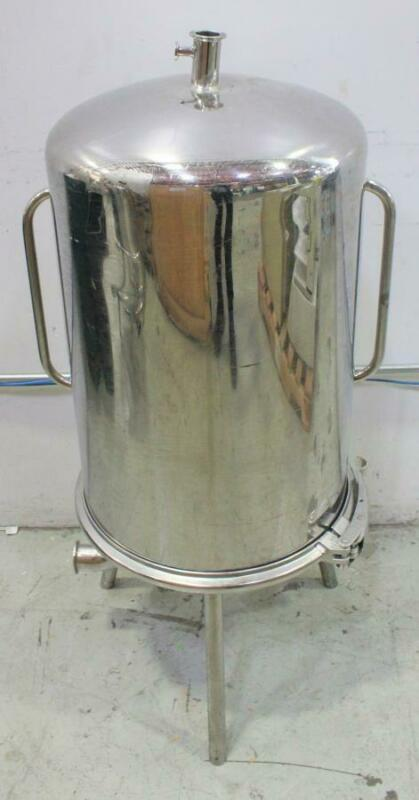 CUNO Stainless Steel Filter 16 ZPC 2