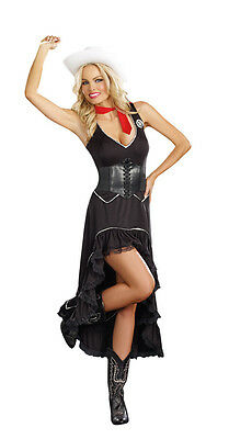 Cowgirl Costumes For Women (Night Ranger Cowgirl Western Women)
