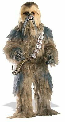 Star Wars Chewbacca Supreme Adult Men's Costume - Multiple Sizes Available](Adult Chewbacca Costume)