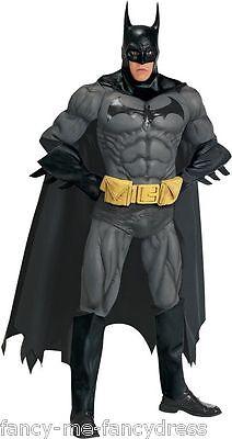 �t Batman Superheld Halloween Kostüm Kleid Outfit (Qualität Batman-kostüm)