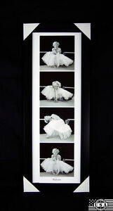 Marilyn Monroe Ballerina Sequence B/W 12