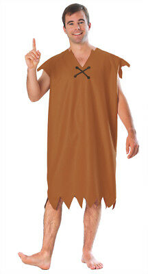 Flintstones Barney Adult Mens Costume Cartoon Character Theme Party Halloween](Cartoon Character Halloween Costumes Adults)