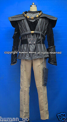 Klingon General's Uniform Cosplay Costume Size XXL Human-Cos  - Klingon Costume