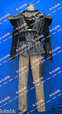 Klingon General's Uniform Cosplay Costume Custom Made <lotahk> - Klingon Costume