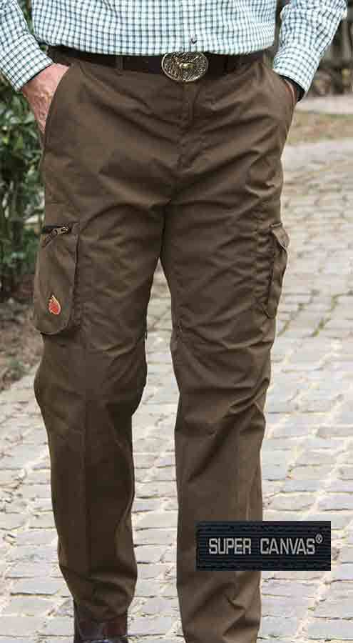 Shooterking Jagdhose FOREST Super Canvas NEU K1319