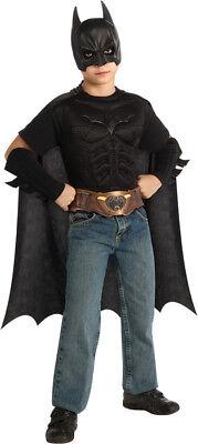 Batman Kit Child Boys Costume Movie Superhero Heroes Theme Party Halloween ()