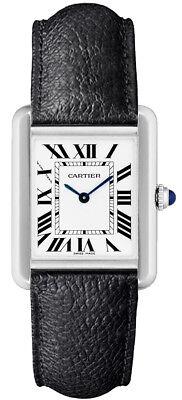 WSTA0030 Brand New Cartier Tank Solo Small Model Quartz Women's Luxury Watch