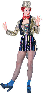 Columbia The Rocky Horror Picture Show Adult Womens Costume - Columbia Womens Kostüm