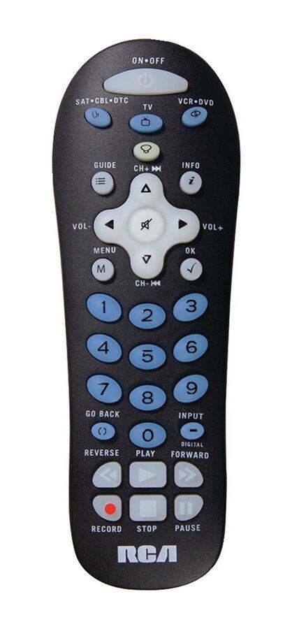 RCA Three Device Universal