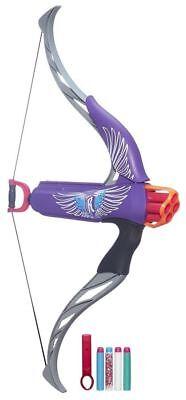 NeuHasbro Nerf Rebelle Arc Strongheart Bogen Armbrust inkl. 4 Pfeile B0863 Nerf Rebelle Armbrust