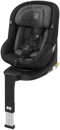 Maxi Cosi Mica 360° i-Size Authentic Black 0-18 kg Autost...