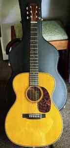 Martin 000-28EC Acoustic Guitar Eric Clapton Signature Campbelltown Campbelltown Area Preview
