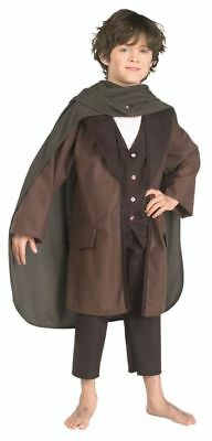The Lord Of The Rings Frodo Child Boys Costume Halloween Fancy Dress - Kids Frodo Costume