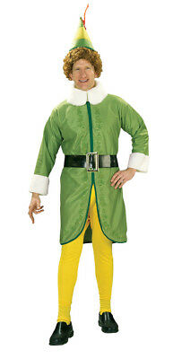 Buddy the Elf Adult Mens Costume Christmas Movie Will Ferrell Character