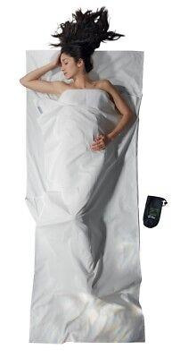 Cocoon Travelsheet Bio-Baumwolle Schlaf Bag Liner, 220x90cm Nature