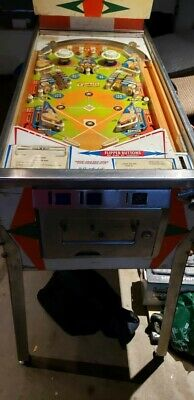 Gottlieb 1970 Baseball Pinball Machine