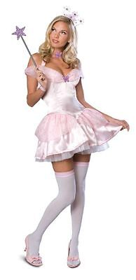 THE WIZARD OF OZ GLINDA GOOD WITCH OF THE SOUTH ADULT HALLOWEEN COSTUME MEDIUM (Glinda The Good Witch Halloween Costumes)