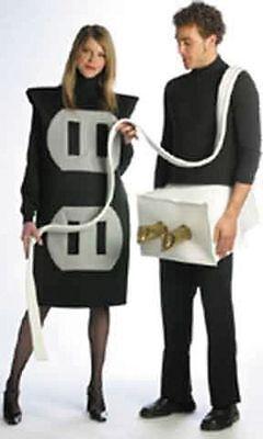 Plug And Socket Set  Costume](Costume Plug And Socket)