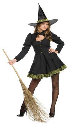 Totally Wicked Adult Women's Costume Petticoat Mini Fancy Dress Underwraps