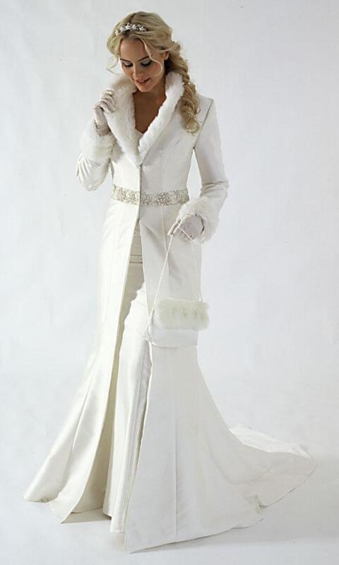 Wedding Dress Coat | eBay