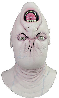Halloween Costume DEATH STUDIOS COLLECTION UPSIDE DOWN MASK Haunted House NEW