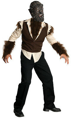 THE WOLFMAN  COSTUME ADULT XL SIZE - The Wolfman Kostüm