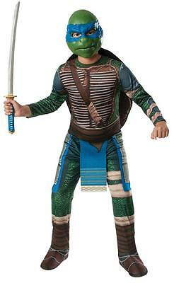 ADULT TMNT TEENAGE MUTANT NINJA TURTLES MOVIE LEONARDO COSTUME RU880441 - Ninja Turtles Movie Costumes