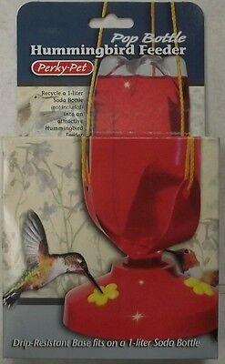 Perky Pet 213 Pop Bottle Hummingbird Feeder