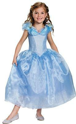 Cinderella Deluxe Movie Costume for Girls (all sizes) New by Disguise 87063 - Cinderella Costume For Teens